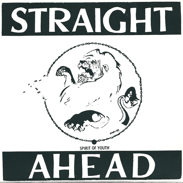 Straight Ahead - Spirit Of Youth - 1987