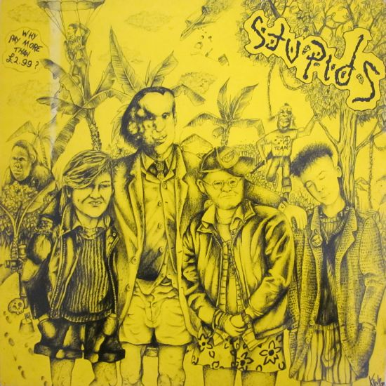Stupids - Peruvian Vacation 1985