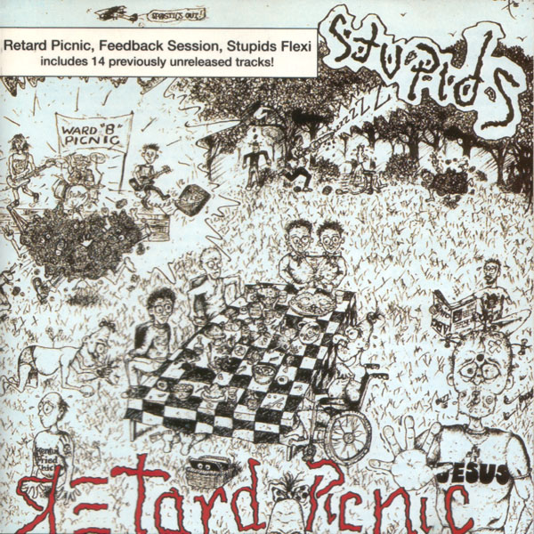 Stupids - Retard Picnic, Feedback Session, Stupids Flexi 1986