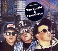 Stupids - Van Stupid / Eat 1987
