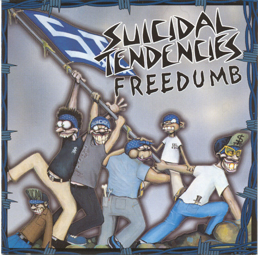 Suicidal Tendencies - Freedumb - 1999