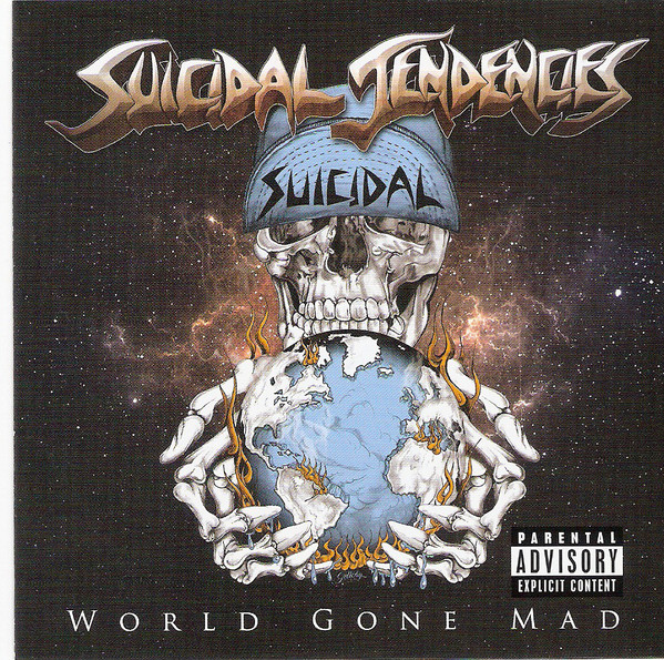 Suicidal Tendencies - World Gone Mad - 2016