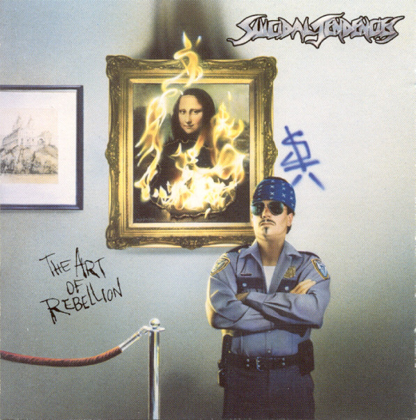 Suicidal Tendencies - The Art Of Rebellion - 1992