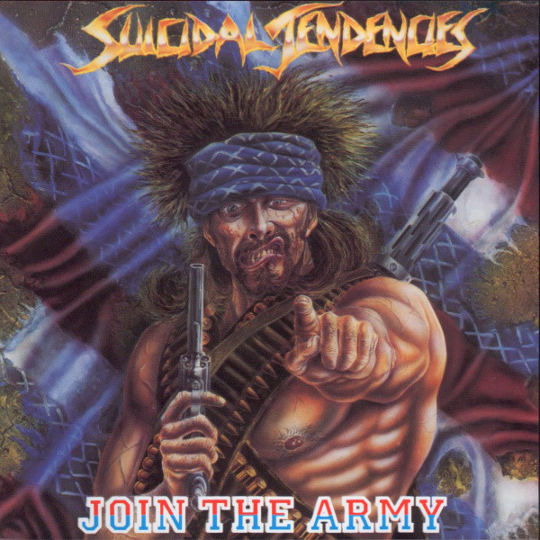 Suicidal Tendencies - Join The Army - 1987