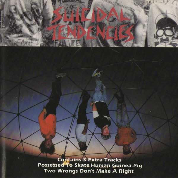 Suicidal Tendencies - Suicidal Tendencies - 1983