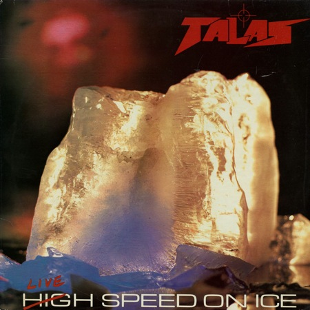 Talas - Live Speed On Ice - 1984