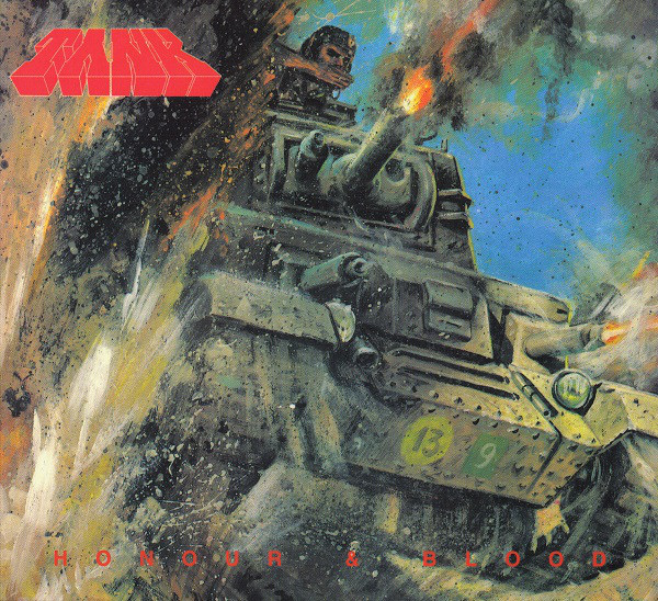 Tank - The Filth Hounds Of Hades - Dogs Of War 1981-2002 - 1984