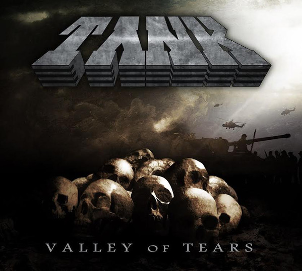 Tank - Valley Of Tears - 2015
