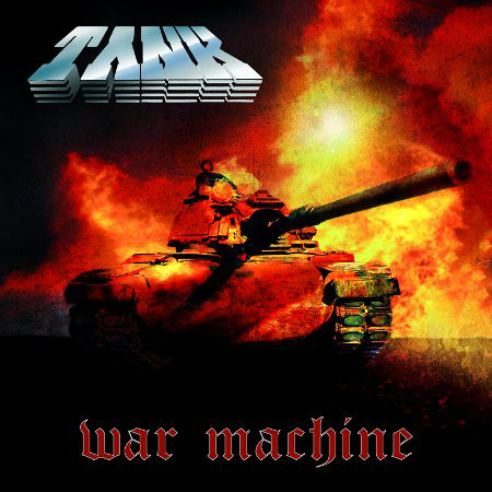 Tank - War Machine - 2010