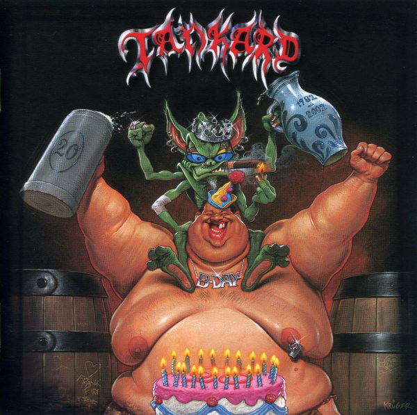 Tankard - B-Day: 20th Anniversary Album - 2002