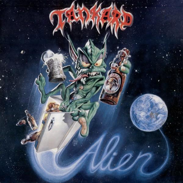 Tankard - Alien - 1989
