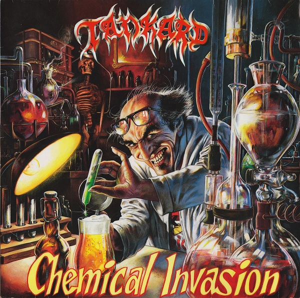 Tankard - Chemical Invasion - 1987