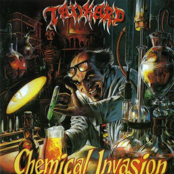Tankard - Chemical Invasion - 1987