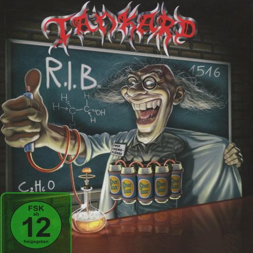 Tankard - R.I.B. - 2014