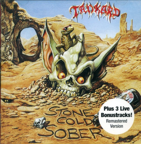 Tankard - Stone Cold Sober - 1992