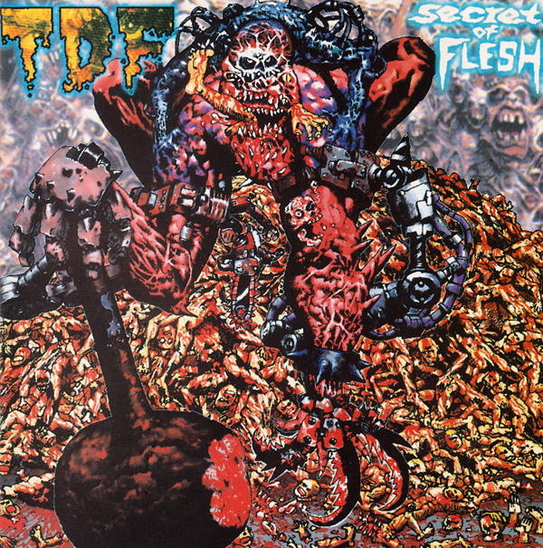 T.D.F - Secret Of Flesh 1993