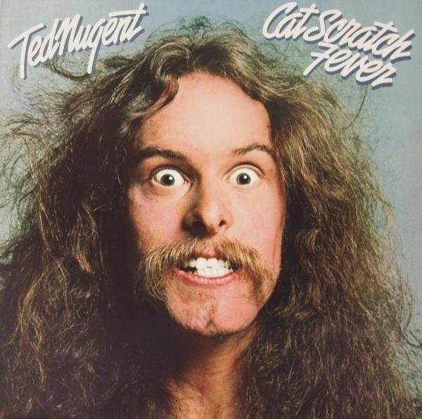 Ted Nugent - Cat Scratch Fever - 1977