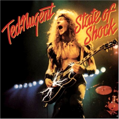 Ted Nugent - State Of Shock - 1979