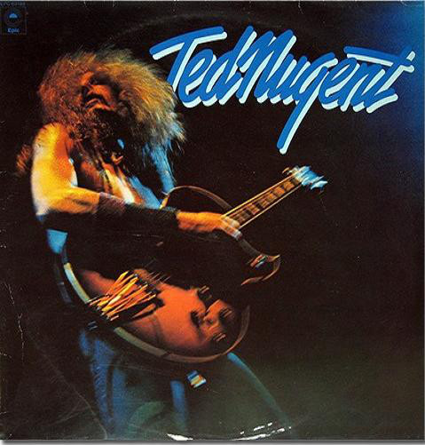 Ted Nugent - Ted Nugent - 1975