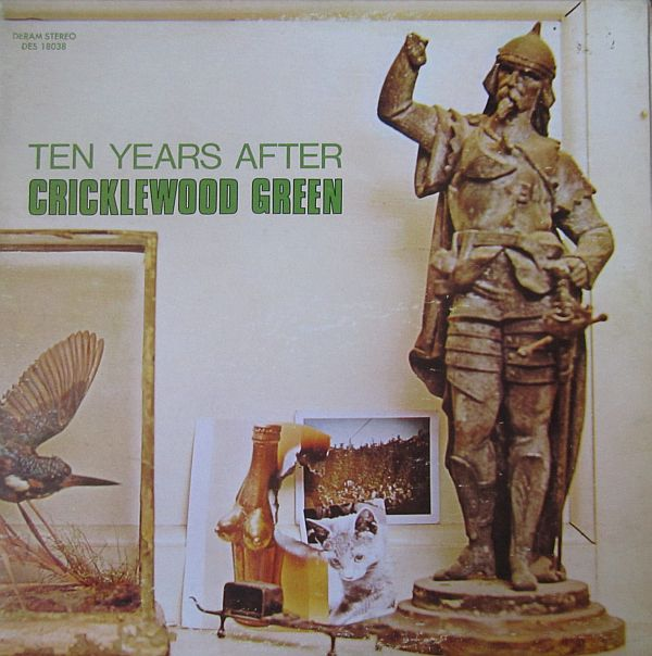 Ten Years After - Cricklewood Green - 1970