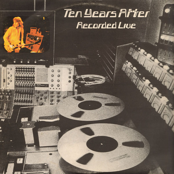 Ten Years After - Recorded Live - 1973