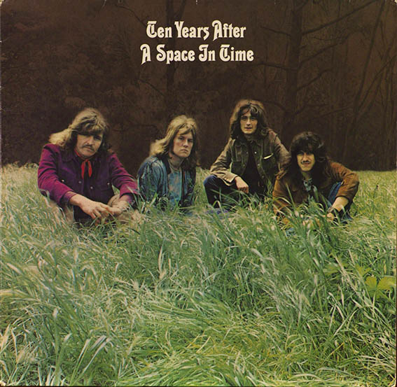 Ten Years After - A Space In Time - 1971