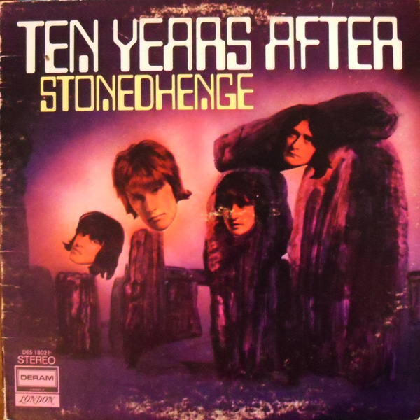 Ten Years After - Stonedhenge - 1968