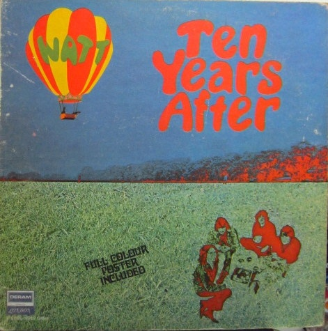 Ten Years After - Watt - 1970