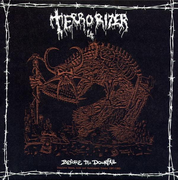 Terrorizer - Before The Downfall - 2014