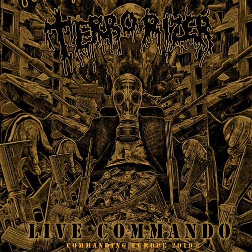 Terrorizer - Live Commando (Commanding Europe 2019) - 2019