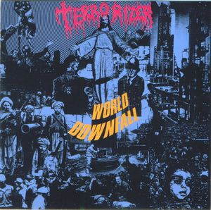 Terrorizer - World Downfall - 1989