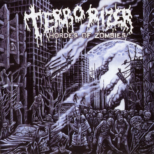 Terrorizer - Hordes Of  Zombies - 2012