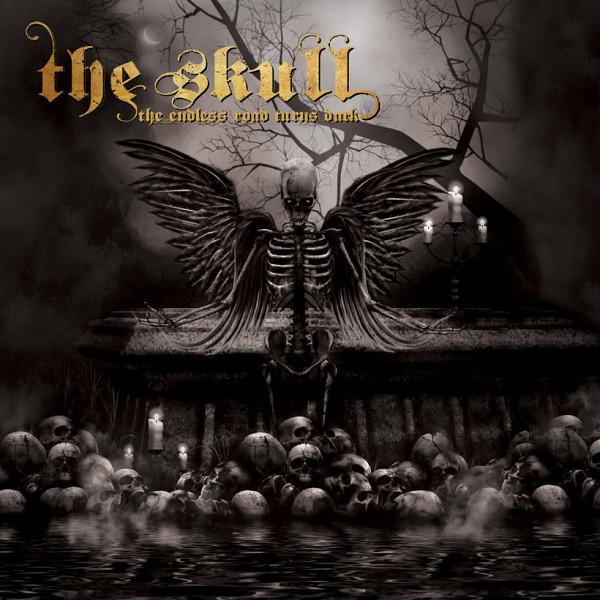 The Skull - The Endless Road Turns Dark - 2018