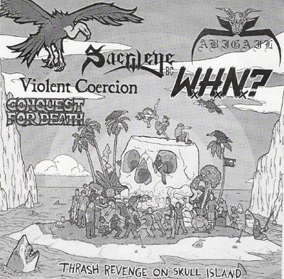 Various - Thrash Revenge On Skull Island - 2007
