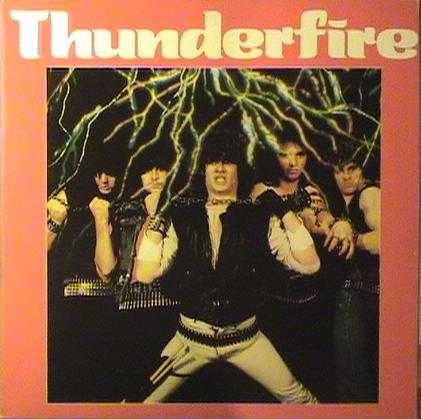 Thunderfire - Thunderfire 1983