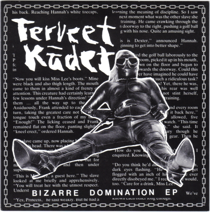 Terveet Kädet - Bizarre Domination 7'' 1992