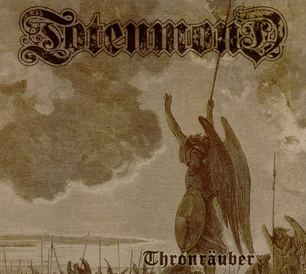 Totenmond - Thronräuber 2008