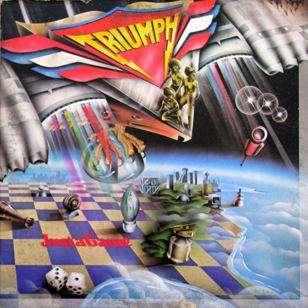 Triumph - Just A Game 1979