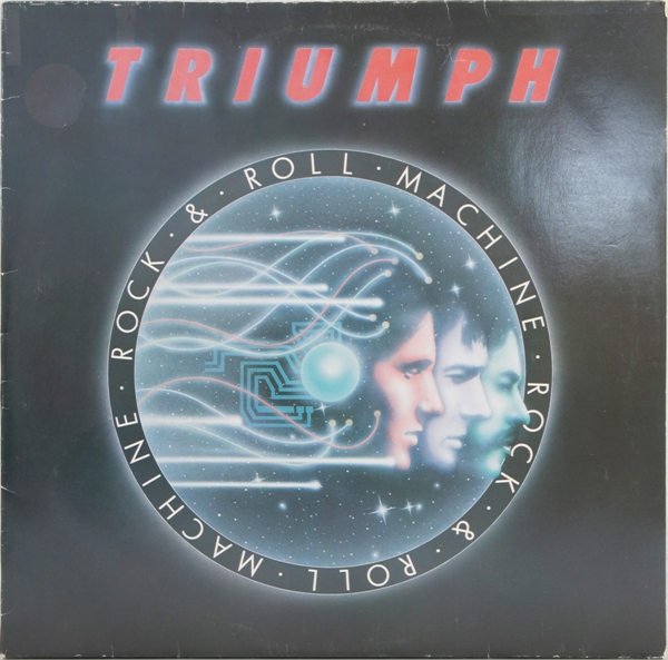 Triumph - Rock & Roll Machine 1977