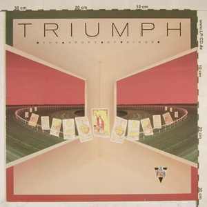 Triumph - The Sport Of Kings 1986