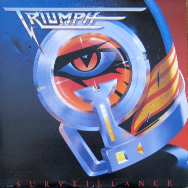 Triumph - Surveillance 1987