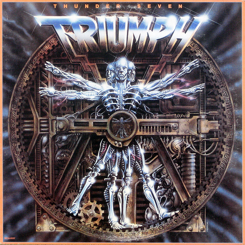 Triumph - Thunder Seven 1984