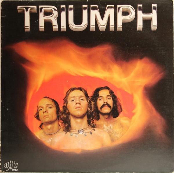 Triumph - Triumph 1976