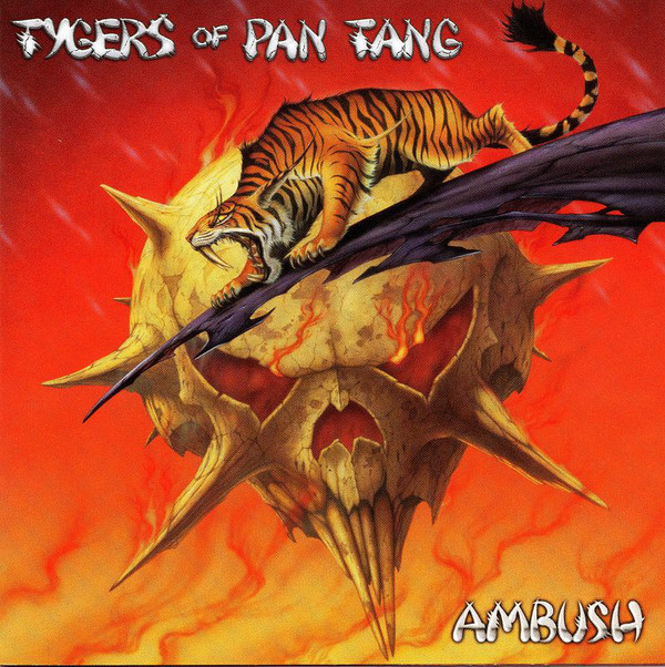 Tygers Of Pan Tang - Ambush - 2012