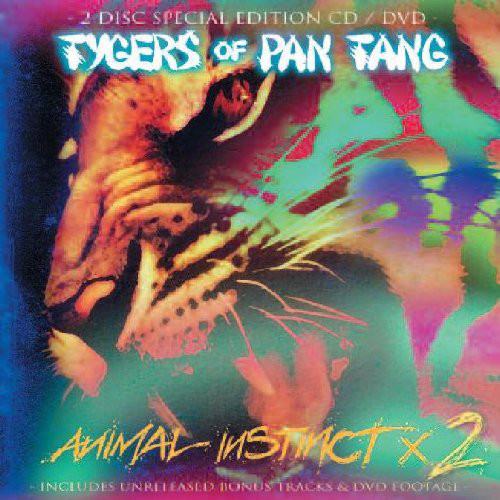 Tygers Of Pan Tang - Animal Instinct X 2 - 2009