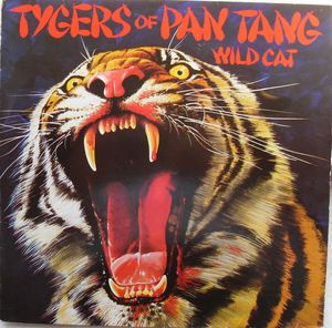 Tygers Of Pan Tang - Wild Cat - 1980