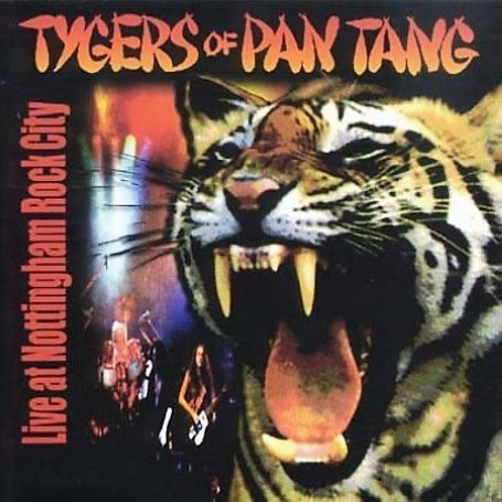 Tygers Of Pan Tang - Live At Nottingham Rock City - 1981