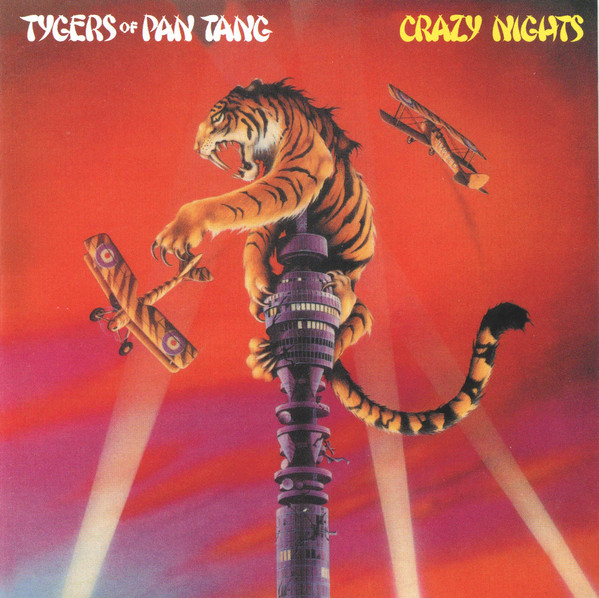 Tygers Of Pan Tang - Crazy Nights - 1981