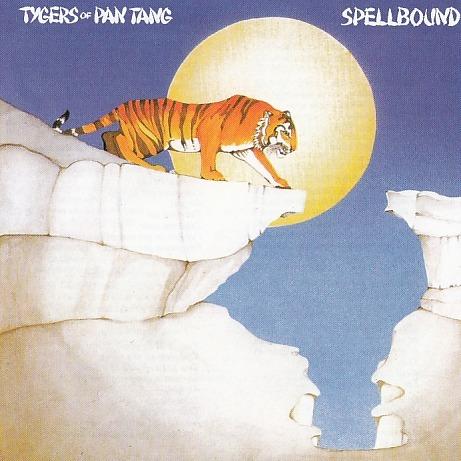 Tygers Of Pan Tang - Spellbound - 1981