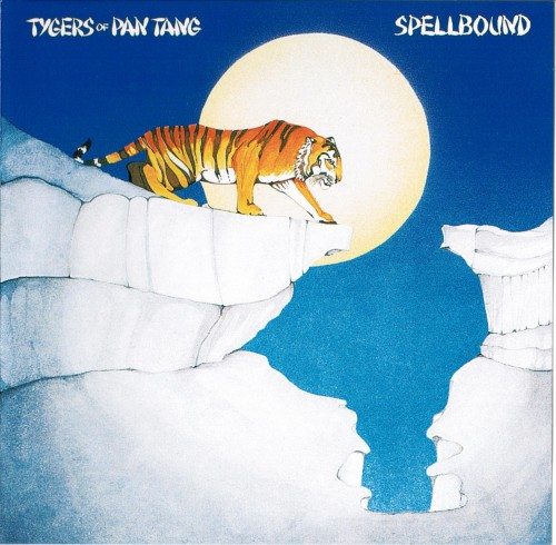 Tygers Of Pan Tang - Spellbound - 1981